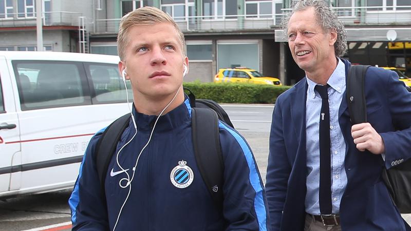 Mouscron enrôle un attaquant formé à Bruges