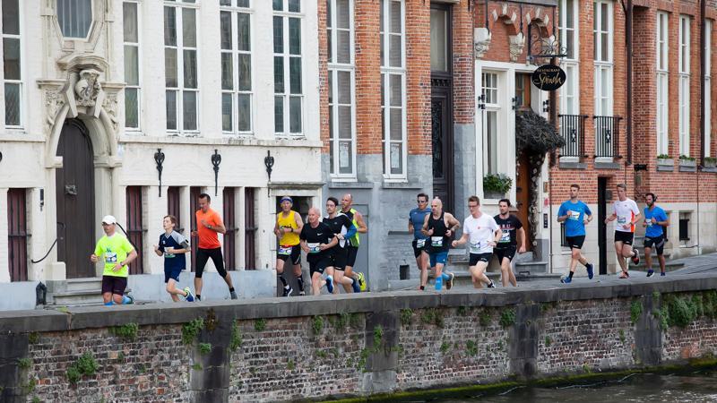 Loop jij mee in de 40ste editie van Dwars door Brugge?