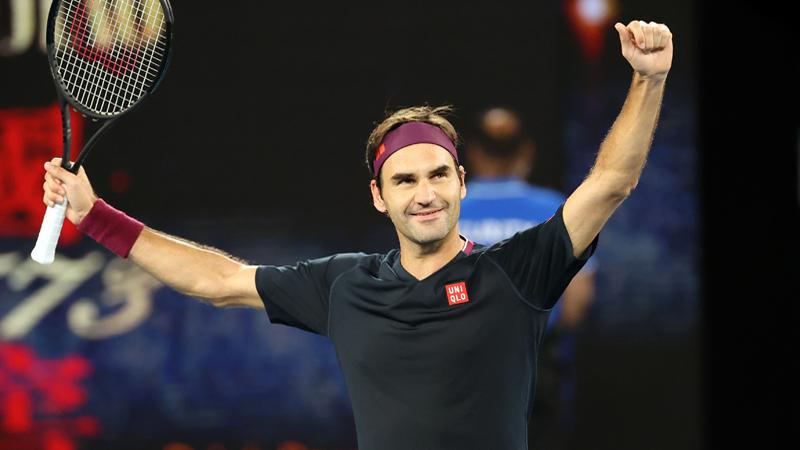 A 2 points de la défaite, Federer passe de toute justesse en cinq sets