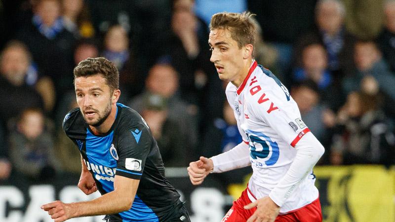 18h LIVE: Courtrai - FC Bruges
