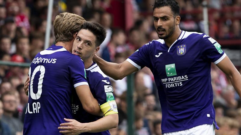 Opnieuw blessureleed voor Anderlecht