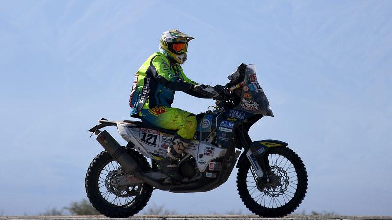 Décès du motard néerlandais une semaine après sa chute au Dakar