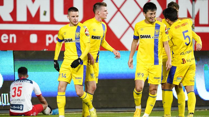 STVV wint eerste wedstrijd onder nieuwe trainer