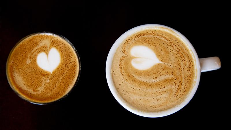 Een lager vetpercentage dankzij je kopje(s) koffie?