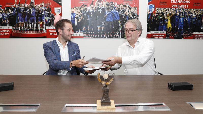 Pro League en Eleven Sports ondertekenen nieuw mediacontract voor komende vijf jaar