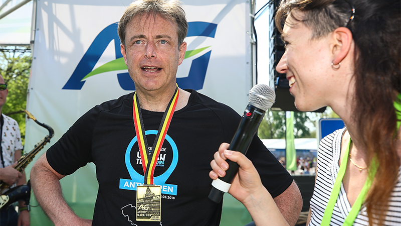 Burgemeester en organisatie kijken uit naar bijzondere eerste editie Port of Antwerp Night Marathon