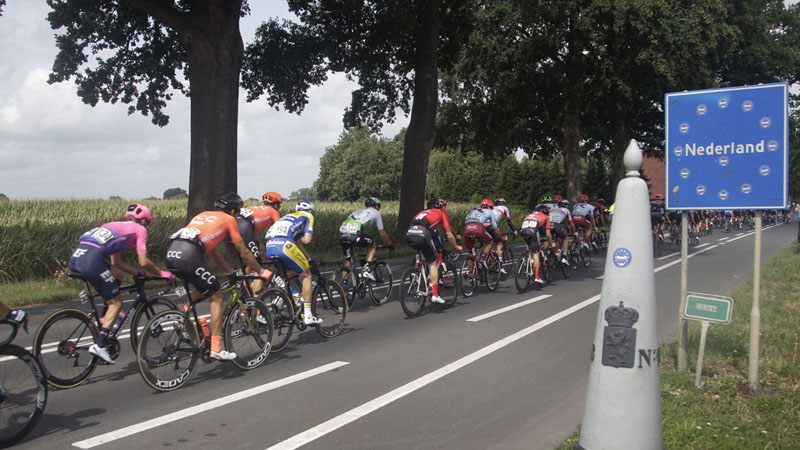 BinckBank Tour is going ahead but will not take in Dutch roads