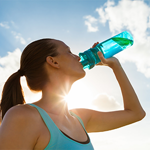 Tips  Optimale hydratatie