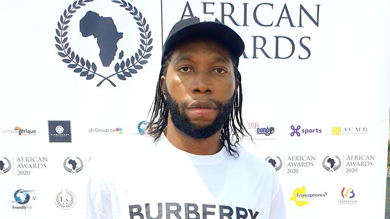 Mbokani remporte le soulier d'ébène — Foot