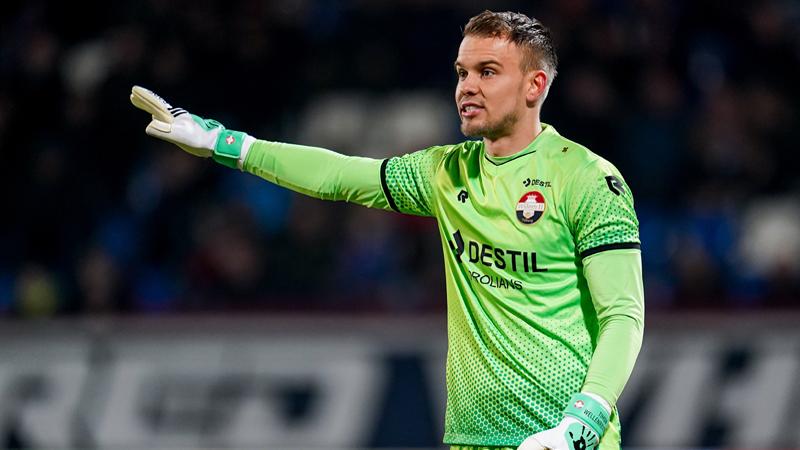 Anderlecht transfère un gardien allemand