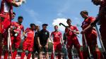 McLeod leidt Red Lions naar Tokio, Van den Heuvel als T2