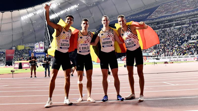 Les Mondiaux 2021 d'athlétisme reportés en 2022