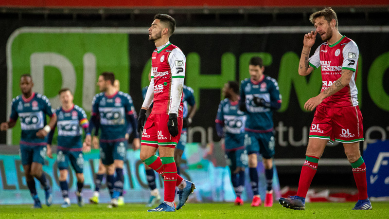 Du spectacle en Jupiler Pro League: Zulte Waregem laisse filer la victoire à la 95ème (VIDEO)