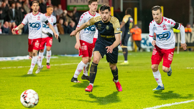 Samenvatting KV Kortrijk - Antwerp