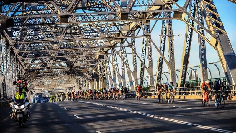 Le Tour de Brisbane reporté