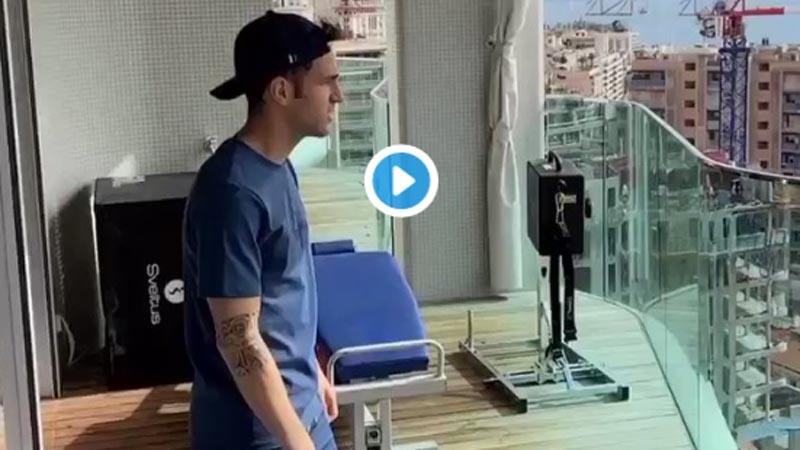 Fabregas insulté en saluant ses voisins...  (VIDEO)