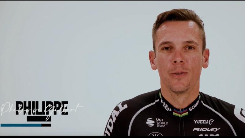 Philippe Gilbert: 'Mijn favoriete Campa-moment? In Luik!'