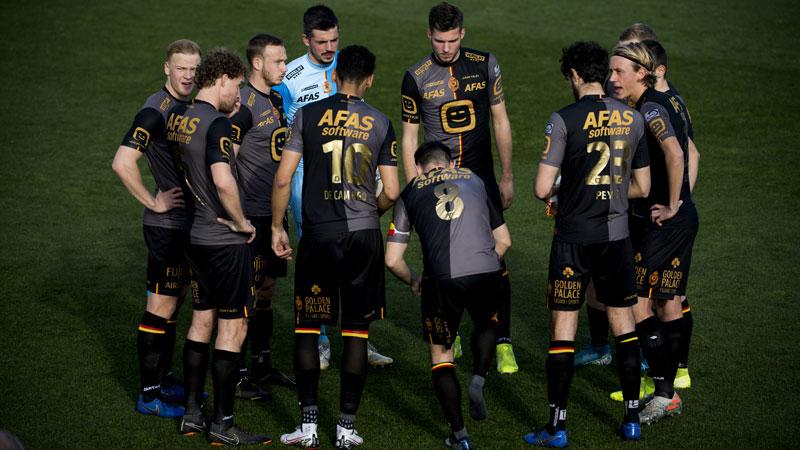 Spelers en staf KV Mechelen leveren deel loon in