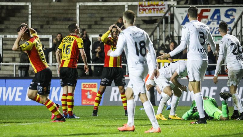 Samenvatting KV Mechelen - KAS Eupen