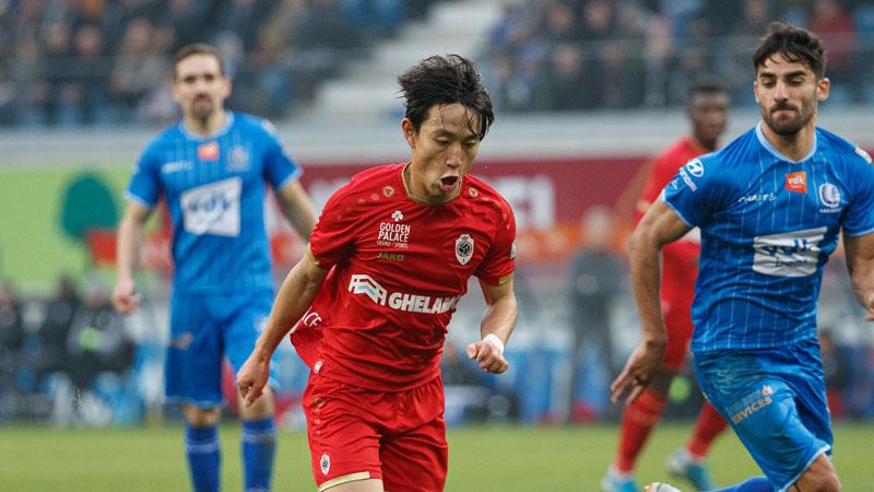 Antwerp legt Miyoshi voor drie jaar vast