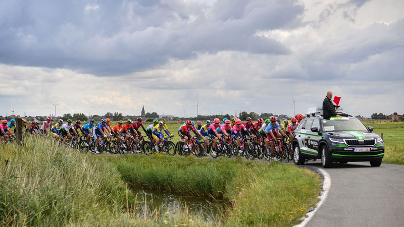 Shortened BinckBank Tour in 2020