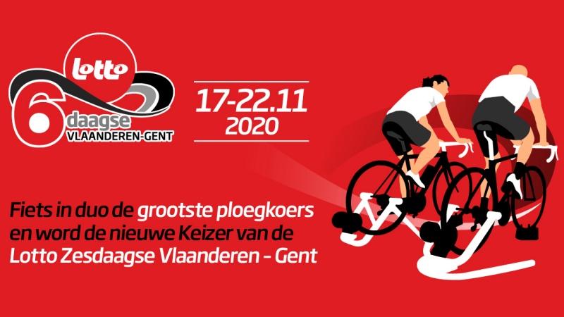 Word nieuwe Keizer van het Kuipke in virtuele Lotto Zesdaagse Vlaanderen - Gent