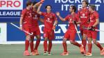 België tegen Groot-Brittannië en Nederland in de Hockey Pro League