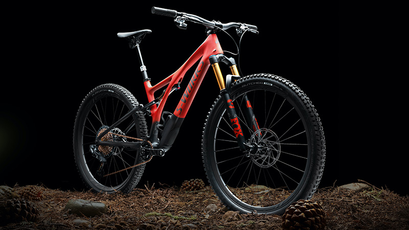 Specialized Stumpjumper is trailfiets met XC-gewicht