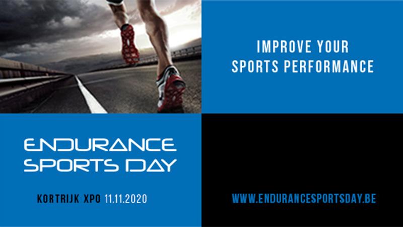 Krijg gespecialiseerd sportvoedingsadvies op Endurance Sports Day 2020