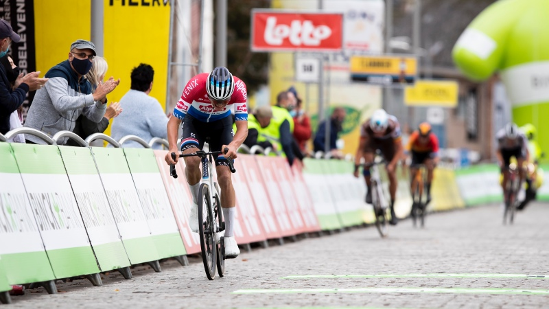 Impressive Van der Poel takes stage and overall win