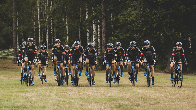 Baloise Insurance en Trek Bikes nieuwe naampartners in 2021