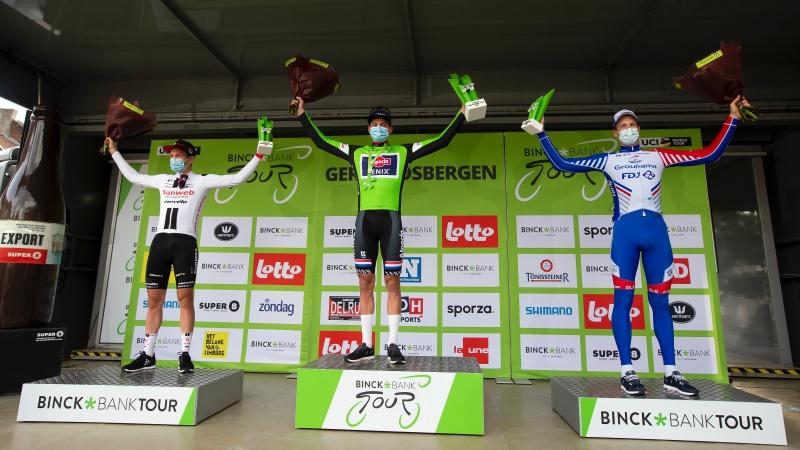 Kragh Andersen praises 'exceptional' Van der Poel