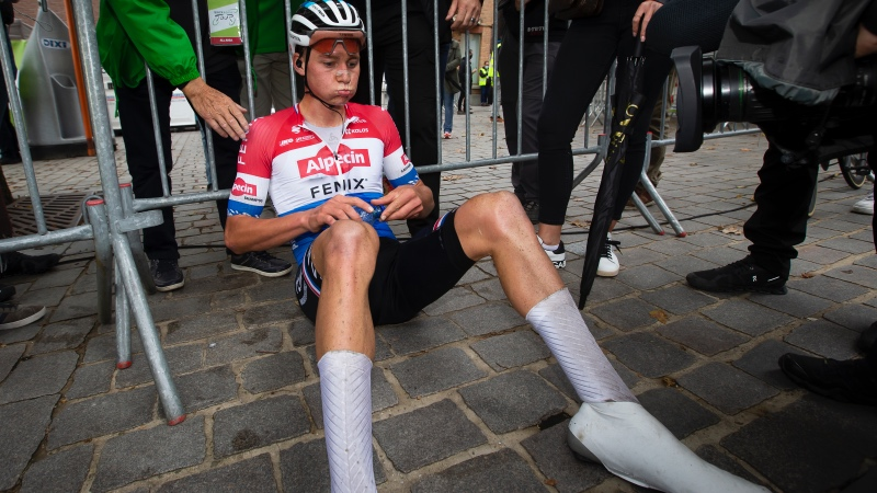 Van der Poel hails 'one of my best ever rides'