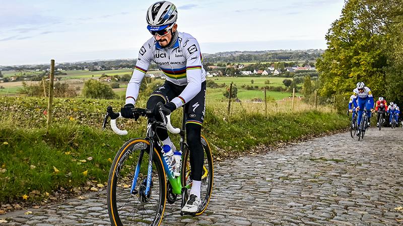 Deze hellingen leiden naar de zege in de Ronde van Vlaanderen
