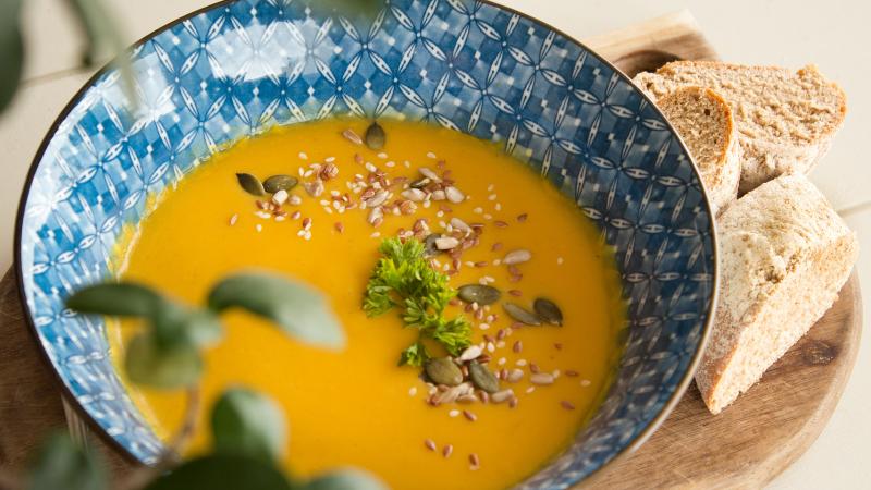 Voordelen van soep voor lopers + recept