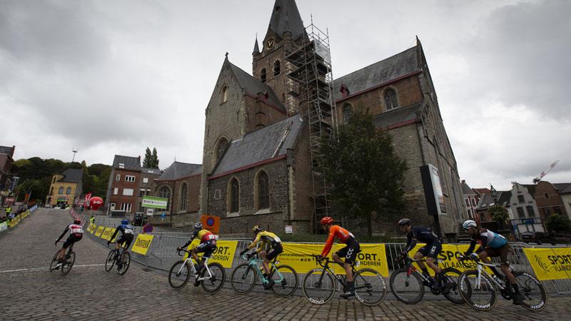 BinckBank Tour: Ottignies-Louvain-la-Neuve - Geraardsbergen