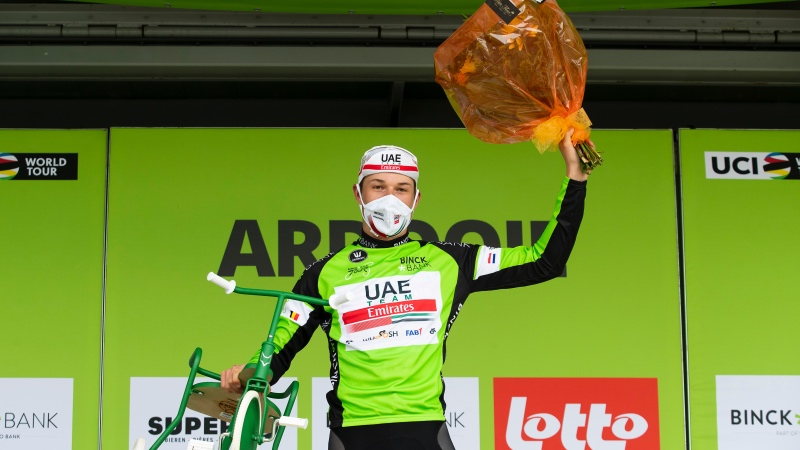 Philipsen: 'I didn't expect I would get the win'