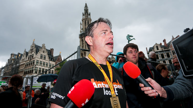 Courez ce week-end le Port of Antwerp Night Marathon virtuel
