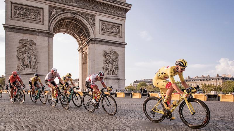 Zo leerde cycling.be Tadej Pogačar kennen: 'Keek op naar Contador en Schleck'