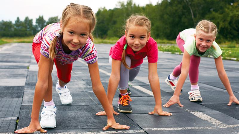 Tips om te lopen met kinderen