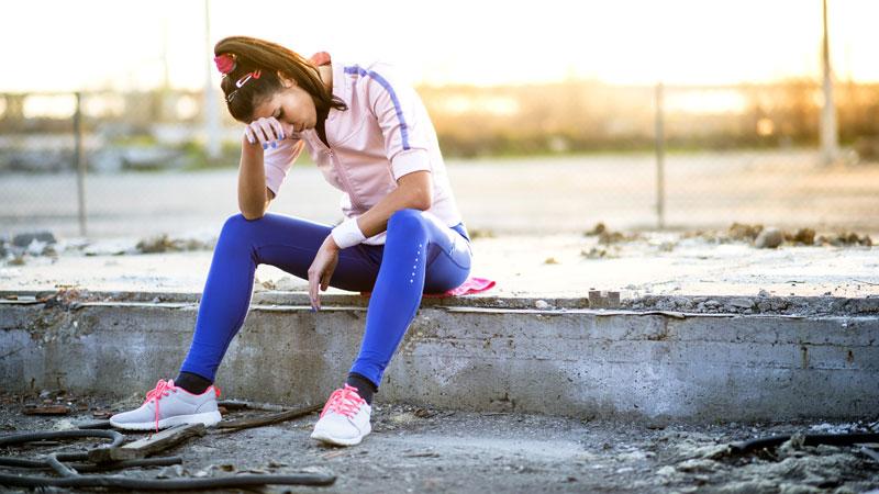 Onderdrukken van allergische reacties doet positieve effecten van lichaamsbeweging teniet