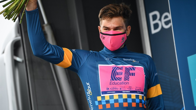 Bissegger 'didn't expect' dominant win after training crash