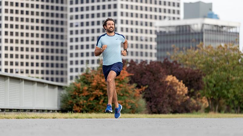 4x stress verminderen met lopen
