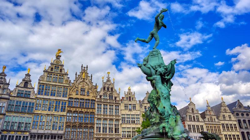 L'AG Antwerp 10 Miles passera par la Grand-Place