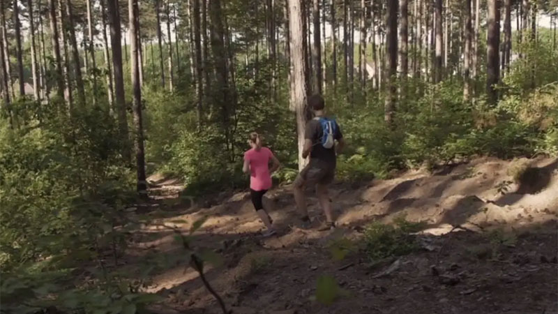 Runners' Lab Nationaal Park Trail - 2021 - Teaser