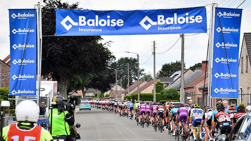 Baloise Belgium Tour pakt uit met bijzonder gevarieerd parcours