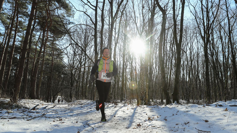 Runners Lab Nationaal Park Trail Maasmechelen 2021