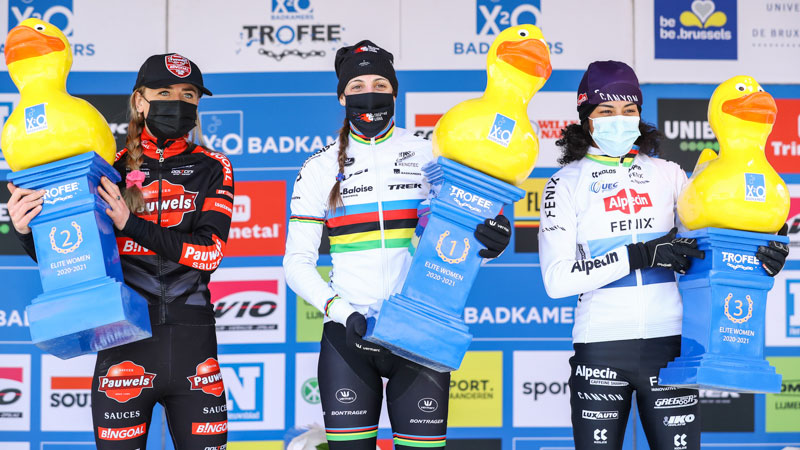 Highlights Soudal Ladies Trophy 2020-2021