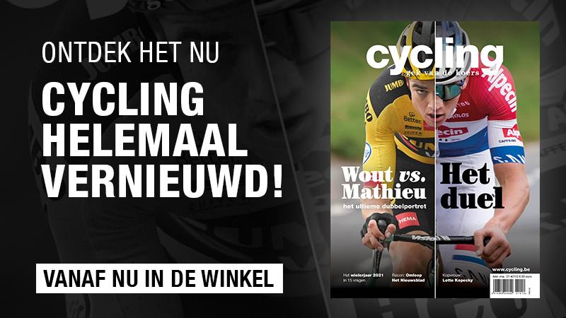Ontdek de compleet vernieuwde Cycling!