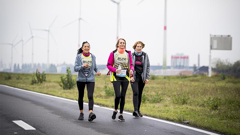 Hoe lopers voordeel halen uit 30 minuten wandelen per dag
